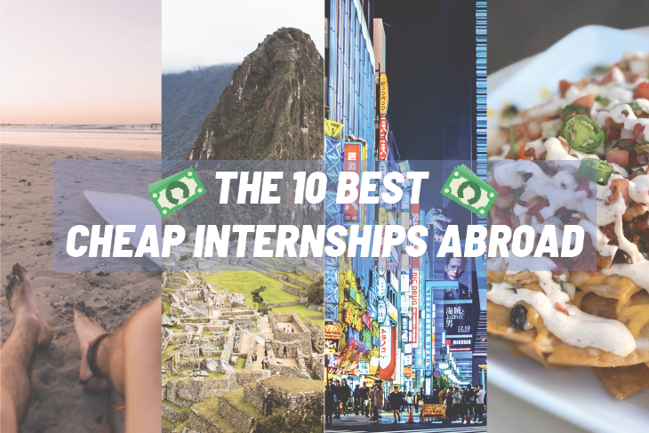 Affordable Internships Abroad
